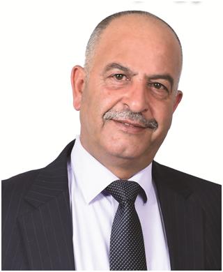 مأمون شيخ احمد رئيس المجلس المحلي